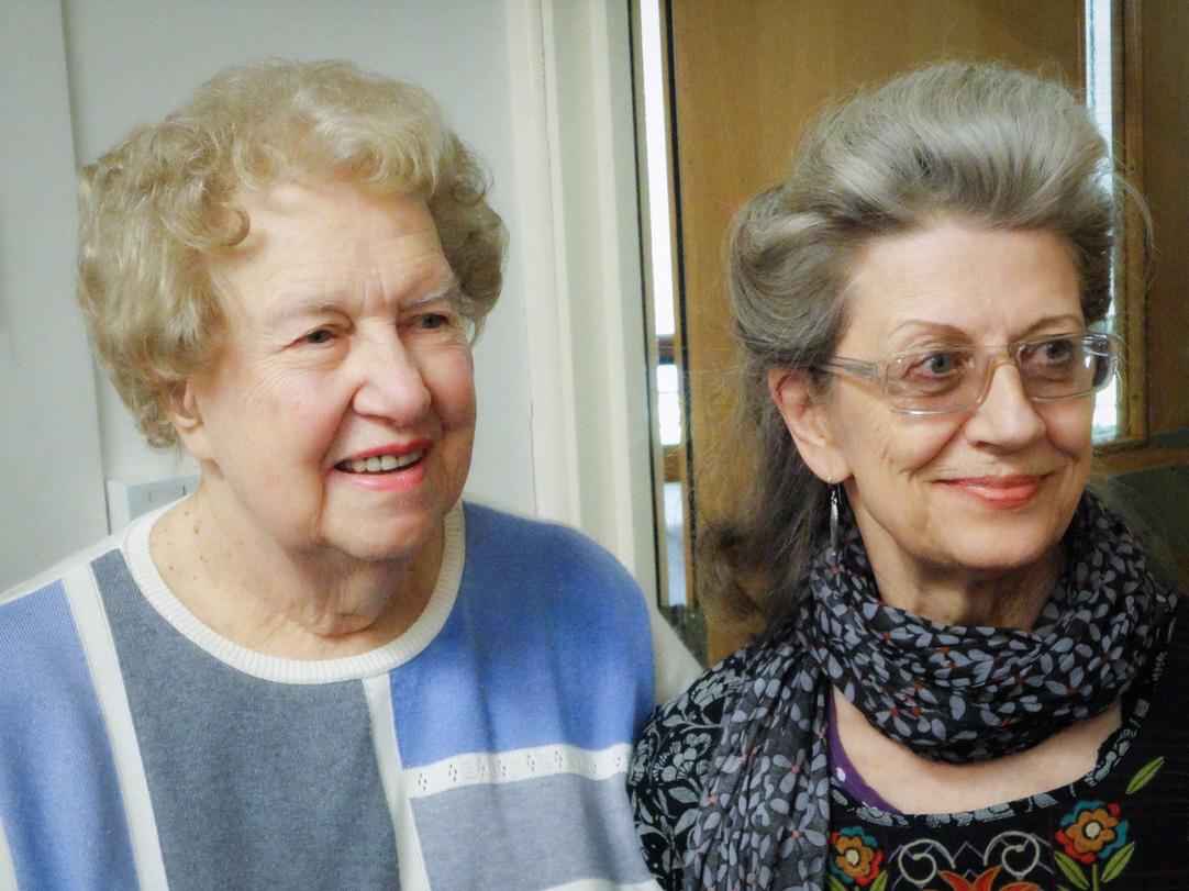 Dolores Cannon ja Iris Hallankukka